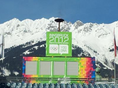 Winterspiele Innsbruck